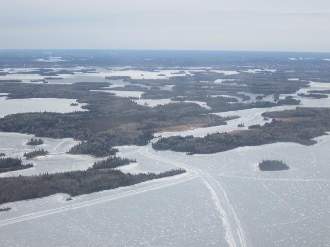 Holmstrom's Marsh.